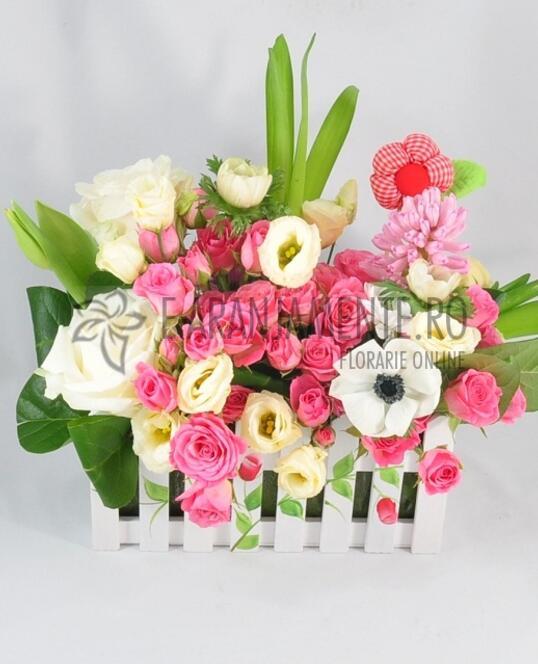 Flori in Gradina