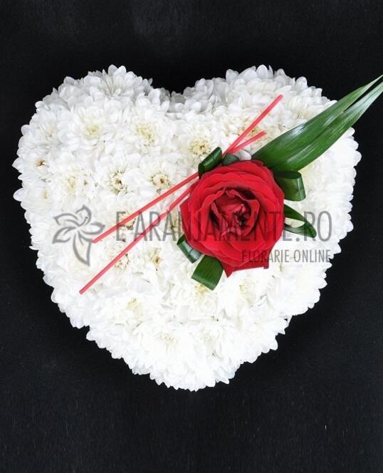 Inima din Crizanteme Albe