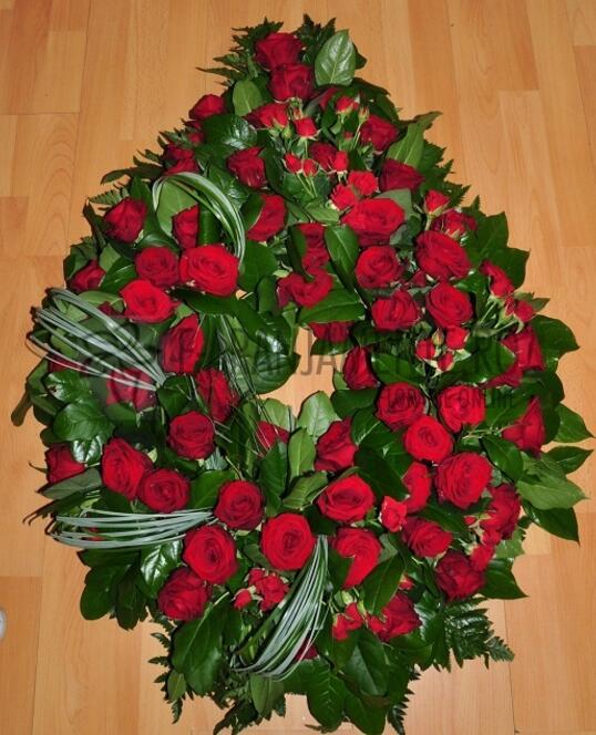 Coroana cu Trandafiri
