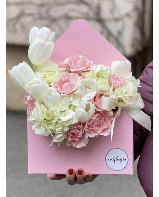Plic cu Flori de Primavara