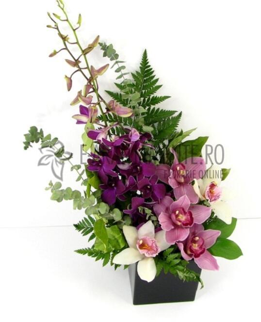 Aranjament cu Orhidee