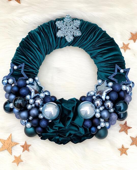 Coronita royal blue