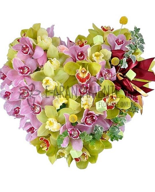 Inima din Orhidee Imperiale